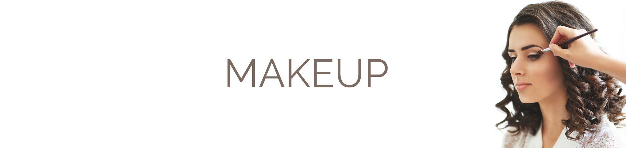 Makeup Treatments Banner