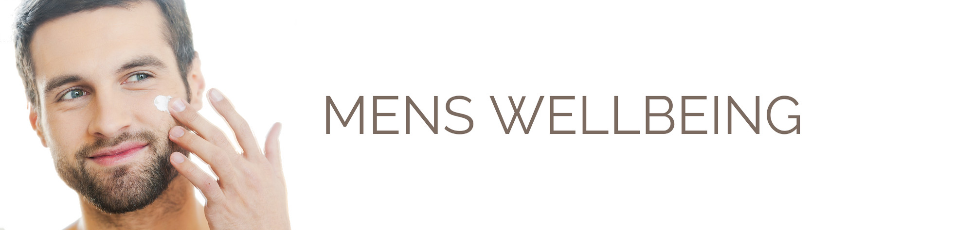 Mens Wellbeing Banner